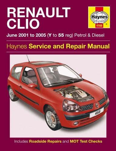 9780857339300: Renault Clio Service and Repair Manual (Haynes Service and Repair Manuals)