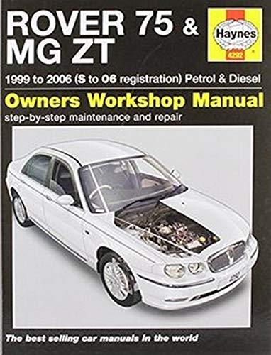 9780857339317: Rover 75 & MG Zt