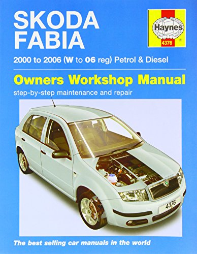 9780857339324: Skoda Fabia Service and Repair Manual (Haynes Service and Repair Manuals)