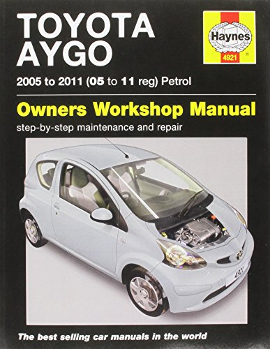 9780857339331: Toyota Aygo Service and Repair Manual (Haynes Service and Repair Manuals)