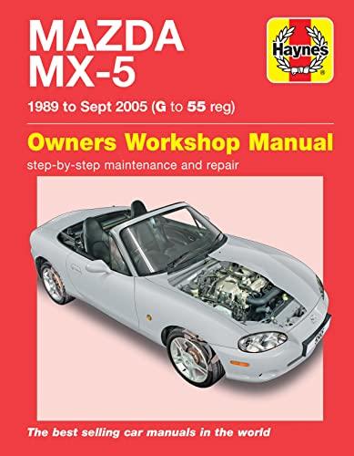 9780857339348: Mazda MX-5 Service & Repair Manual