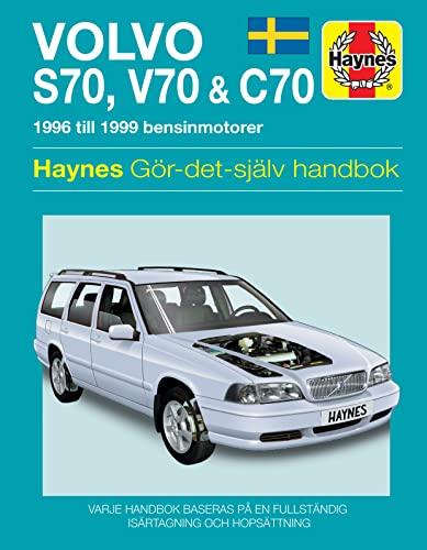 9780857339423: Volvo S70, V70, C70 (Haynes Service and Repair Manuals) (Swedish Edition)