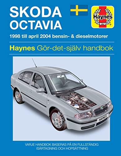 9780857339454: Skoda Octavia (Haynes Service and Repair Manuals) (Swedish Edition)