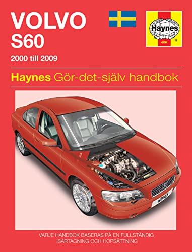 9780857339461: Volvo S60 (Haynes Service and Repair Manuals)