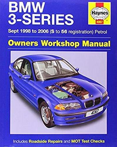 9780857339492: BMW 3-Series Service and Repair Manual (Haynes Service and Repair Manuals)