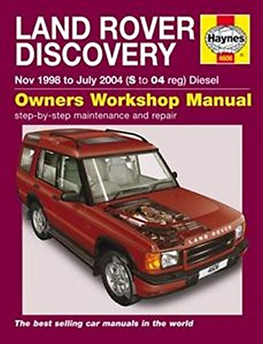 9780857339515: Land Rover Discovery Service and Repair Manual