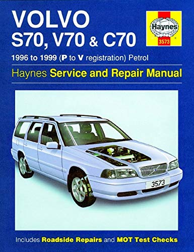 9780857339546: Volvo S70, V70 & C70 Service and Repair Manual