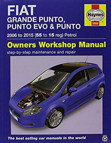 9780857339560: Fiat Grande Punto. Punto Evo & Punto Petrol Owners Workshop (Haynes Service and Repair Manuals)