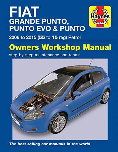 9780857339560: Fiat Punto (07 - 14) Haynes Repair Manual (Haynes Manual)