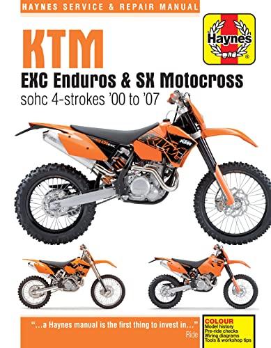 9780857339591: KTM Enduro & Motocross Service and Repair Manual (Haynes Service and Repair Manuals)