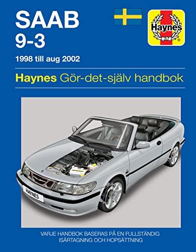 Saab 9-3 (Swedish) Service and Repair Manual