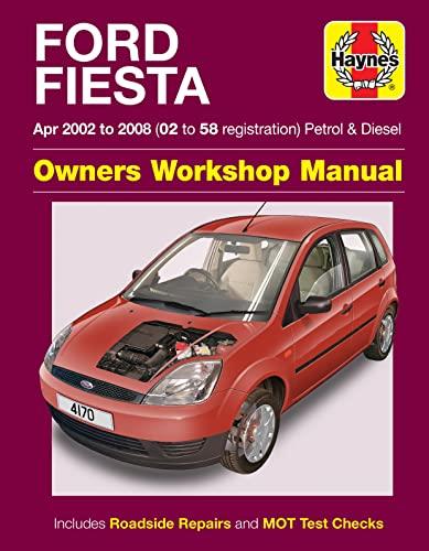 9780857339737: Ford Fiesta Service and Repair Manual (Haynes Service and Repair Manuals)