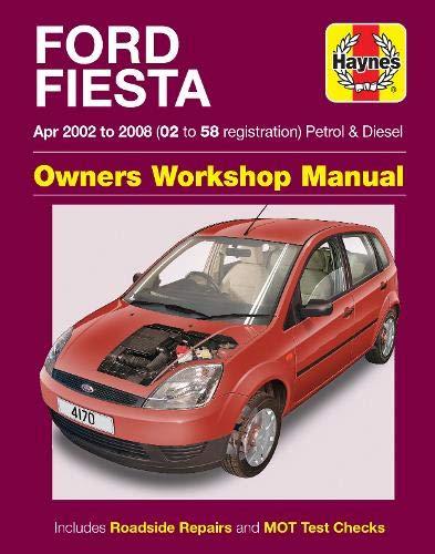 9780857339737: Ford Fiesta Service and Repair Manual