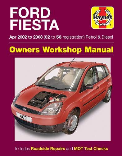 9780857339737: Ford Fiesta Service and Repair Manual (Haynes Service and Repair Manuals)