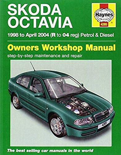 9780857339751: Skoda Octavia Service & Repair Manual (Haynes Service and Repair Manuals)