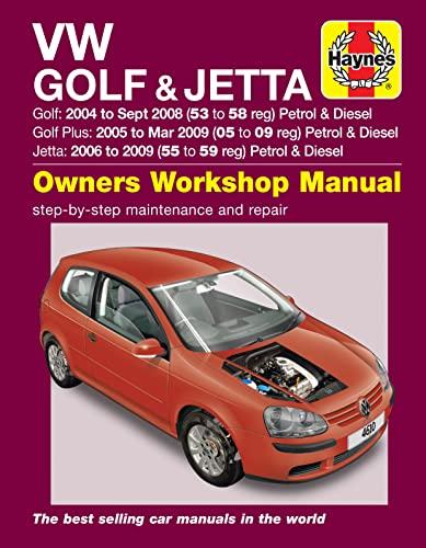 9780857339768: VW Golf & Jetta Service and Repair Manual (Haynes Service and Repair Manuals)