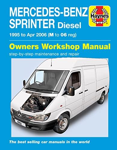 Mercedes Sprinter Van Service and Repair Manual