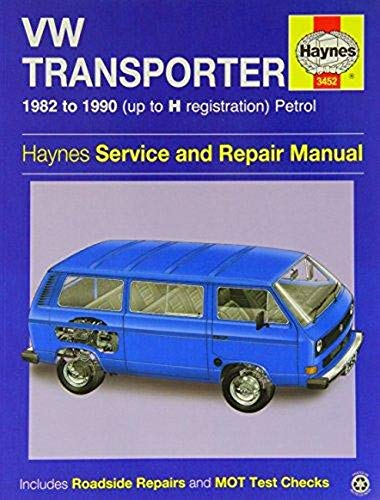9780857339874: VW Transporter (Water Cooled Petrol) Service and Repair Manu (Haynes Service and Repair Manuals)
