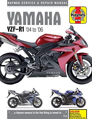 Yamaha: YZF-R1 '04 to '06 (Haynes Service & Repair Manual): Editors of Haynes Manuals