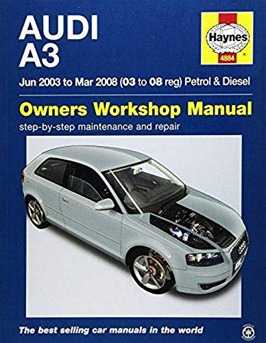 9780857339942: Audi A3 Service and Repair Manual (Haynes Service and Repair Manuals)