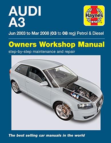 9780857339942: Audi A3 Service and Repair Manual: 03-08 (Haynes Service and Repair Manuals)