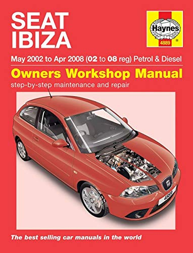 9780857339966: SEAT Ibiza Service and Repair Manual