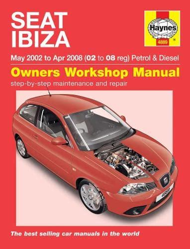 9780857339966: SEAT Ibiza Service and Repair Manual (Haynes Service and Repair Manuals)