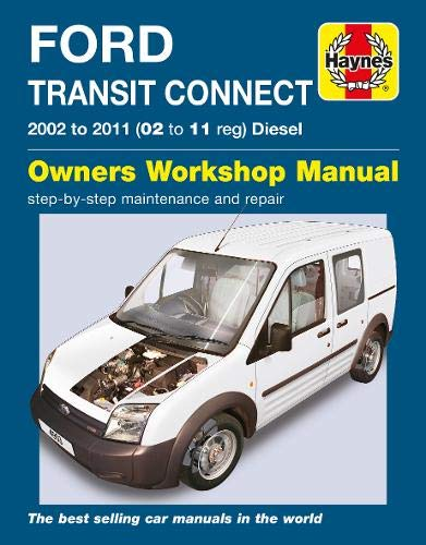Ford Transit Connect Service and Repair Manual (Haynes Service and Repair Manuals)
