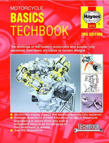 9780857339980: Motorcycle Basics Techbook