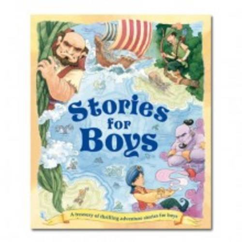 9780857341532: Stories For Boys (Treasuries)