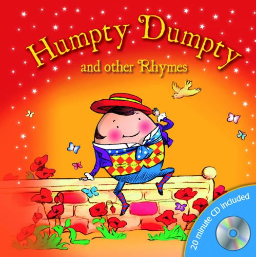 9780857342119: Humpty Dumpty and Other Rhymes (Carryboard and CD)