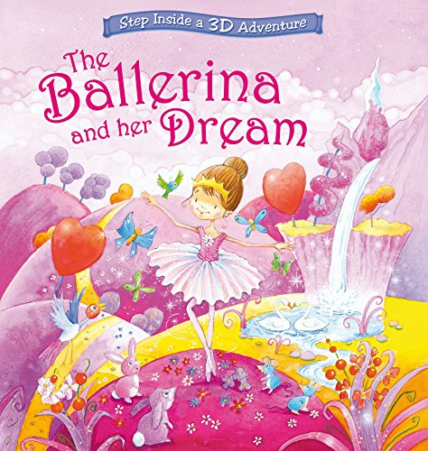 9780857342294: The Ballerina and Her Dream (Magical Pop-ups)