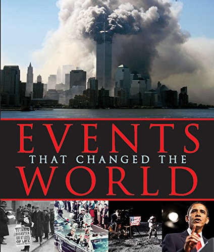 9780857342515: Events That Changed the World (Memorabilia Collection)