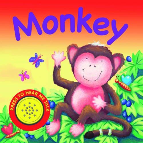 9780857342911: Monkey (Hand Puppet Fun)