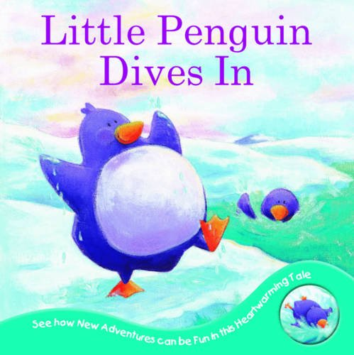 9780857343154: Little Penguin Dives in (Flockboard)