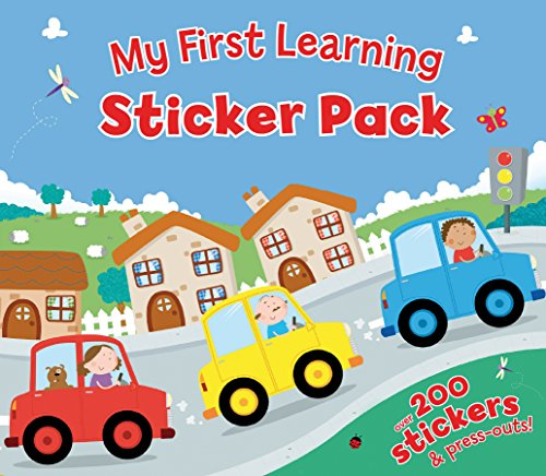 9780857343192: Early Learning (Sticker and Activity Book)