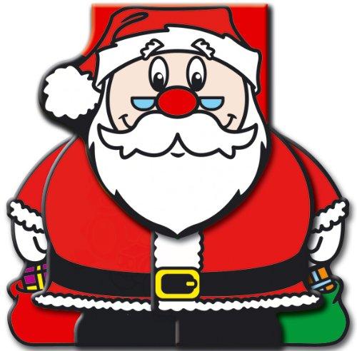 9780857344052: Santa (3D Board Books)