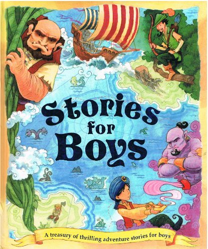 9780857344595: Stories for Boys