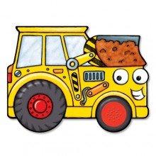 9780857344991: Digger (Wheelie Sounds)