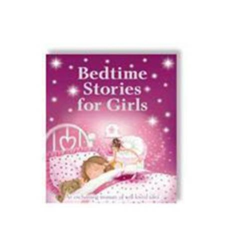 Bedtime Stories for Girls: Joff Brown