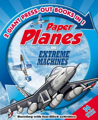 2in1 Planes and Extreme Machines (Jumbo Pressouts)