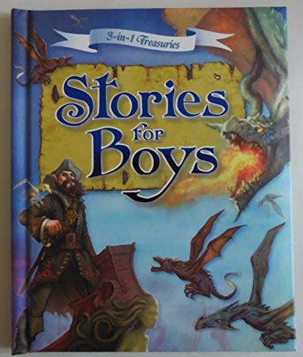 9780857345745: Stories For Boys : (3 In 1 Treasuries)