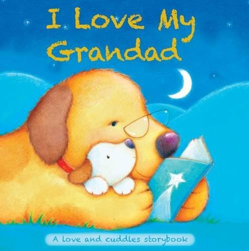 9780857347060: I Love My...Grandad (Chunky Storyboard)