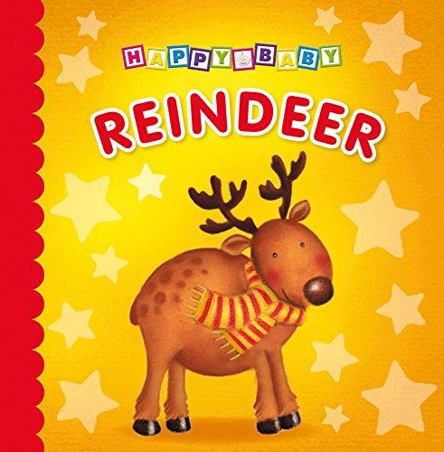 9780857347299: Reindeer (Happy Baby Boards 3)