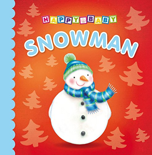 9780857347305: Snowman (Happy Baby Boards 3)