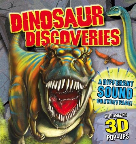 9780857347527: Dinosaur (Multi Sounds Pop-Ups)