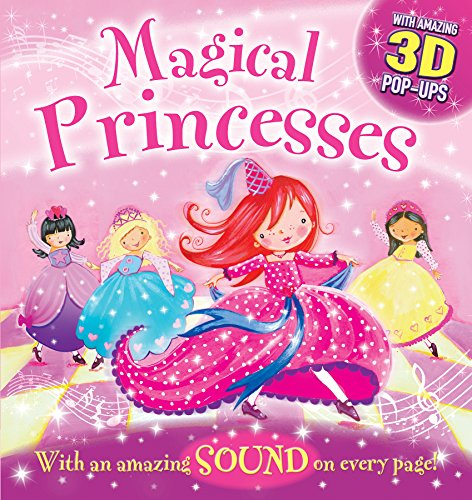 9780857347534: Princess (Multi Sounds Pop-Ups)