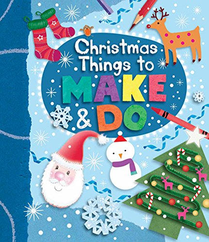 9780857347558: Christmas Make-and-do (Kids Art Series)