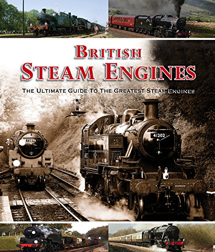 9780857348029: British Steam Engines (Focus on Midi)