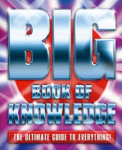 9780857348395: Big Book of Knowledge (Factopedia)